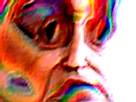 Sticker risitas henry de lesquen creepy monstre enfer demon issou aya bordel omg