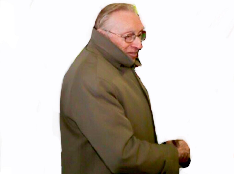 Sticker larry silverstein manteau incognito discret camoufle cache censure profil chance