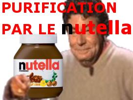 Sticker risitas nutella jesus purification