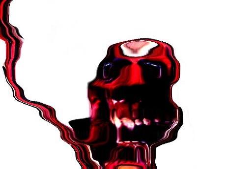 Sticker risitas difforme bizarre omg enfer aya bordel issou monstre