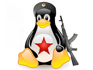 Sticker risitas linux revolution communisme socialisme geek ordinateur windows mac apple che guevara staline