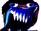 Sticker jesus monstre aya bordel demon issou risitas bizarre omg immonde