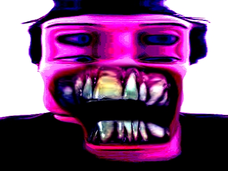 Sticker risitas jvc monstre creepy bizarre aya omg bordel issou thibault putadelsister