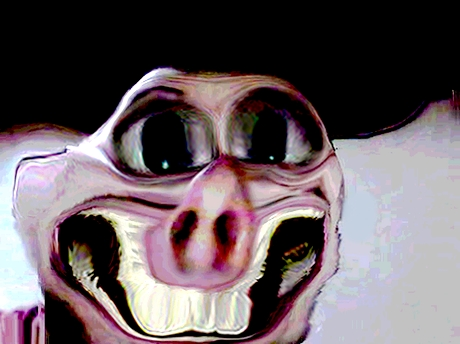 Sticker jvc immondice creator bizarre monstre difforme omg bordel aya