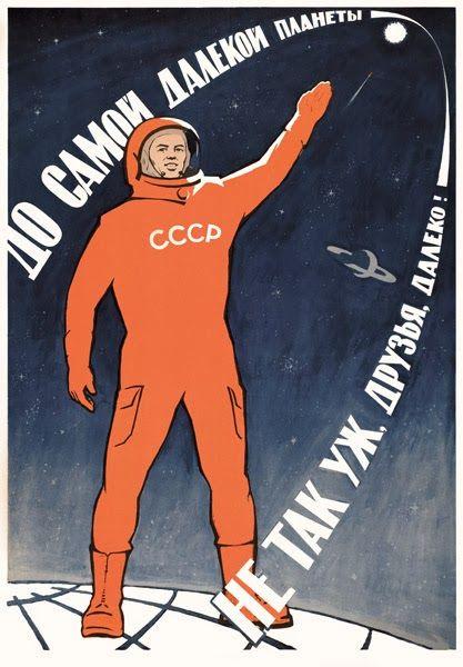 Sticker risitas urss espace fusee science communisme fi staline