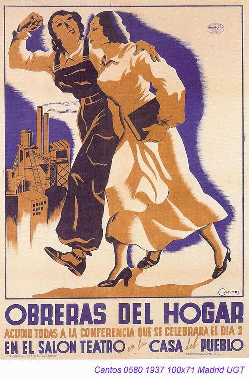 Sticker risitas communisme staline revolution feminisme femme ouvriere espagne