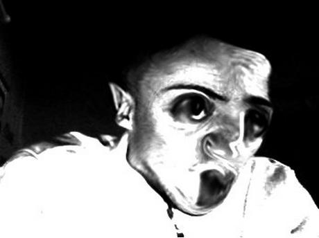 Sticker jvc bizarre immondice creator difforme monstre omg demon