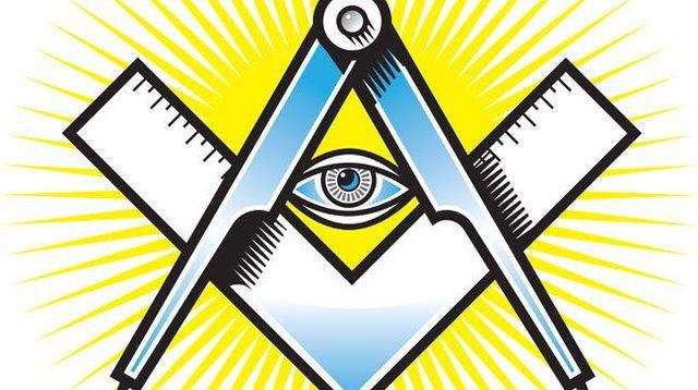 Sticker risitas franc macon macon maconnerie gnose mystique savoir secret religion