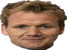 Sticker risitas gordon ramsay cuisine