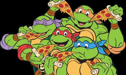 Sticker other avn avenoel pizza tortues ninja tmnt frere