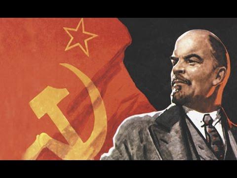 Sticker lenine cccp communiste