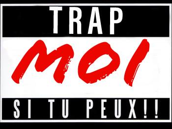 Sticker other trap moi si tu peux