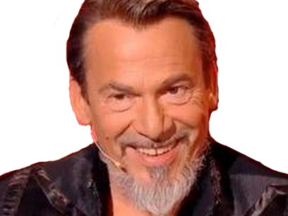 Sticker other pagny florent the voice croco