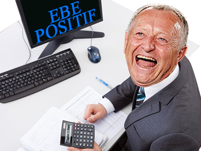 Sticker other aulas comptable ebe positif