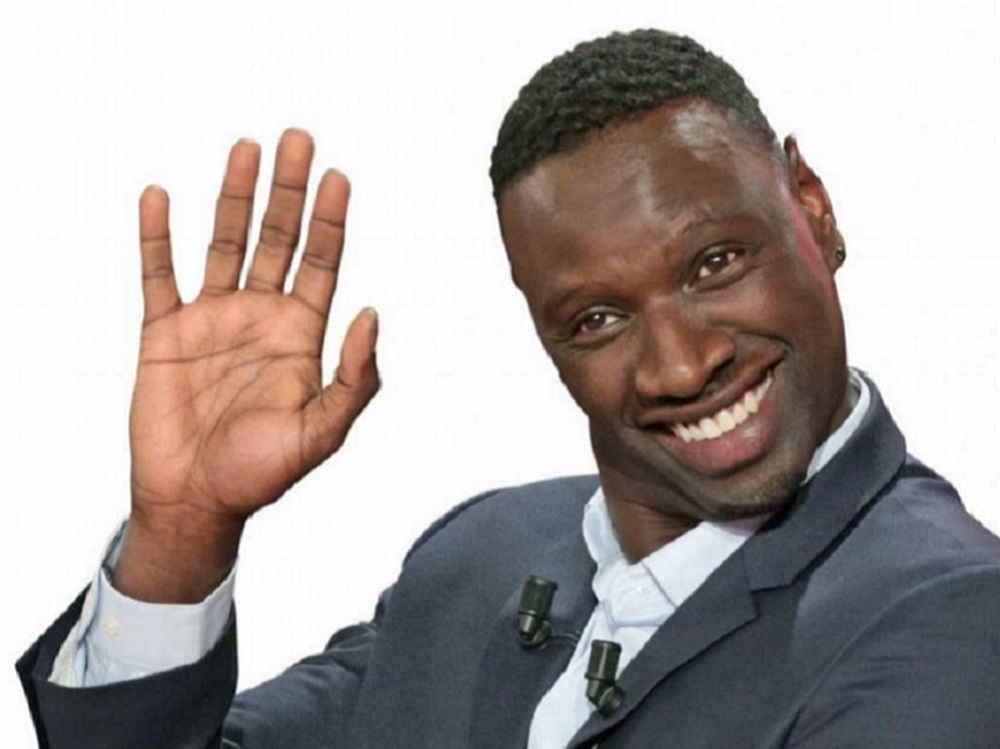 Sticker other omar sy acteur intouchable