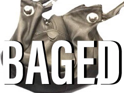 Sticker other bag baged sac womanspreading