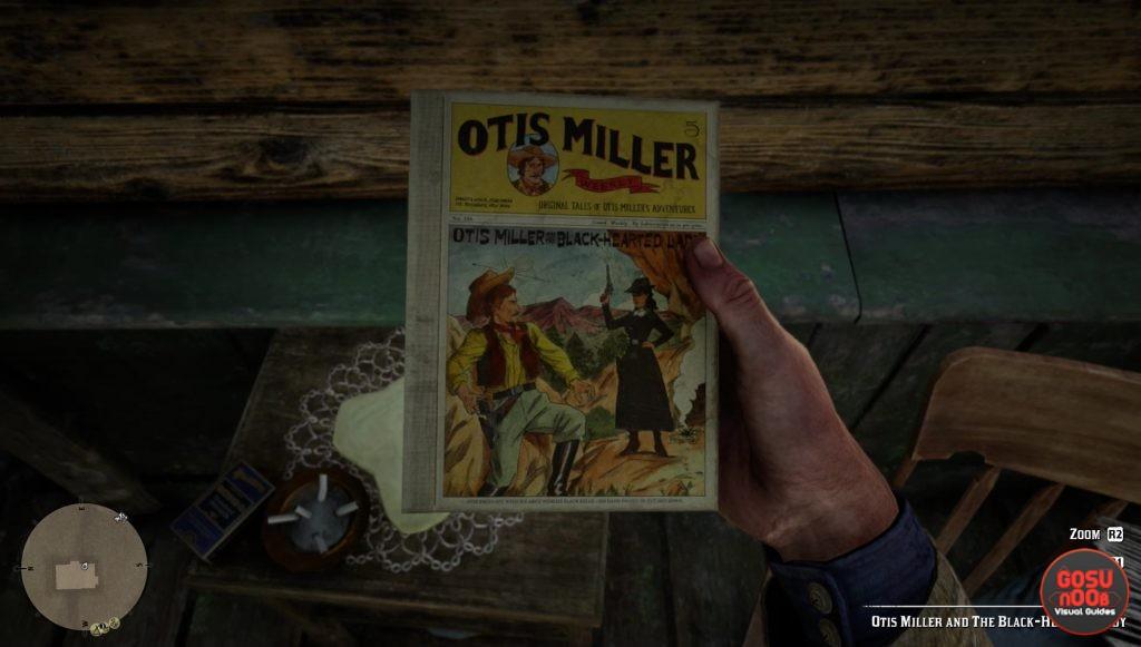 Carte Au Tresor Otis Miller.Qlq Pour M Expliquer L Histoire D Otis Miller Sur Le Forum Red