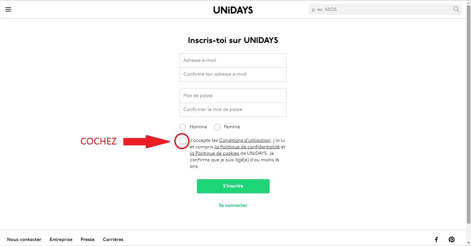 ray ban promo code unidays