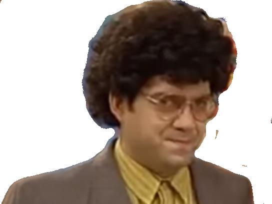 Sticker de TintinNerveu sur risitas rachid larbi didier