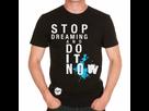 refonte du logo  1359471559-stop-dreaming-shirt