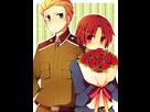 Fiche sur le GerIta ~♥ [Hetalia]  1393940009-moe-gerita-flowers