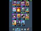 Mon deck pour monter ar ne 5 sur le forum clash royale for Deck arene 5 miroir