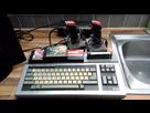 MSX YAMAHA YIS503F + 4 CARTOUCHES 1560592774-img-20190615-115051