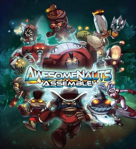 PS4 : Version boîte pour Awesomenauts Assemble! le 12 décembre