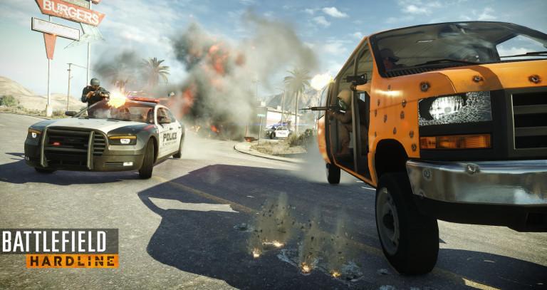Battlefield Hardline - Nouvelles impressions et séquences de gameplay !