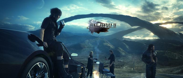 Final Fantasy XV - Premier contact manette en mains!