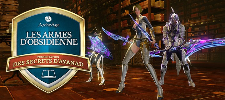 ArcheAge : Nouveau contenu, les Secrets d'Ayanad