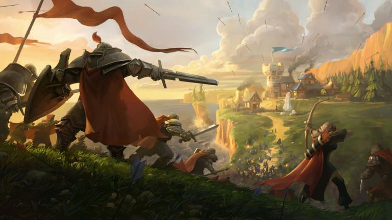 Albion Online : En route vers l'alpha d'été