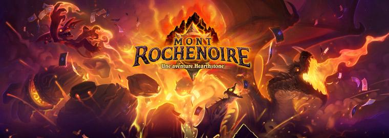 HearthStone : Premières impressions sur l'aventure Mont Rochenoire