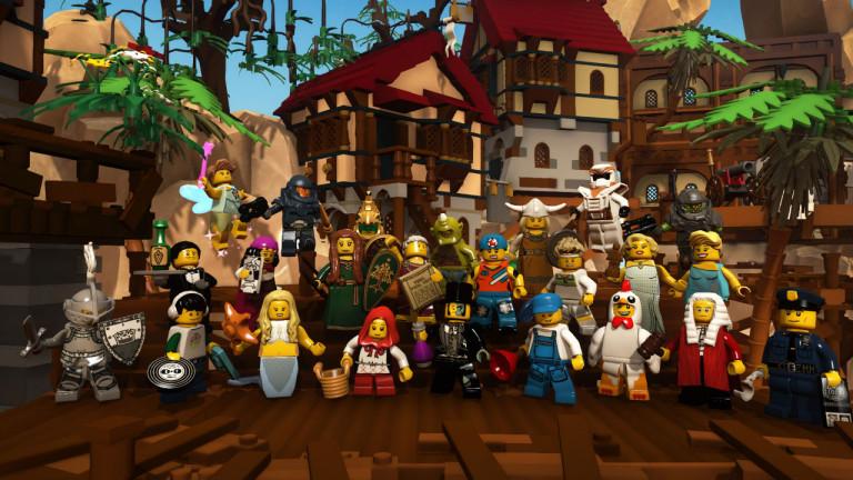Lego Minifigures Online change de modèle économique cet été !