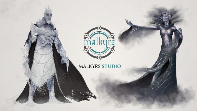 Malkyrs Studio présente Les Arènes de l'Éternité