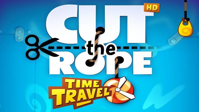 Cut the Rope : Time Travel maintenant disponible sur le Web