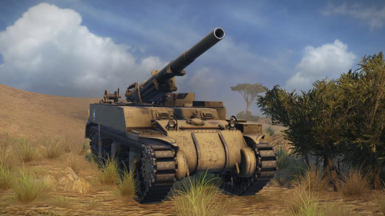 World of Tanks, Xbox One, cross-play et gros blindés