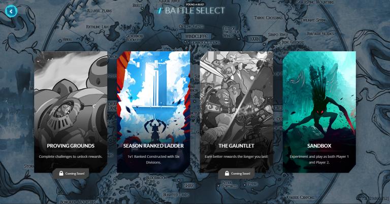 Duelyst, jeu de cartes tactical RPG !