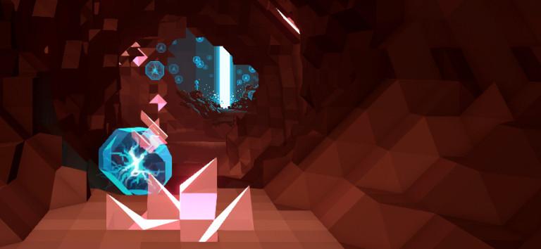 Planets³ mineshaft