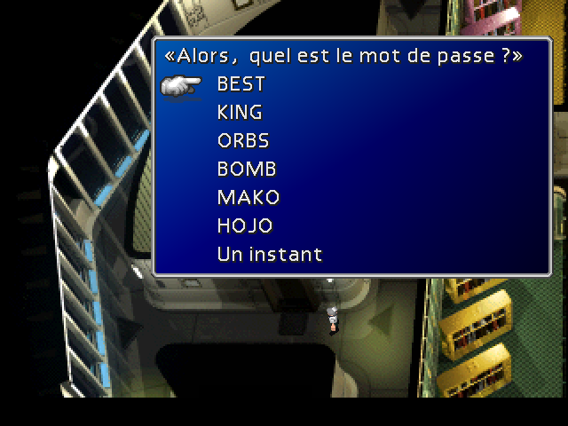 Après 7 ans de travail, le patch de retraduction de Final Fantasy 7 va sortir