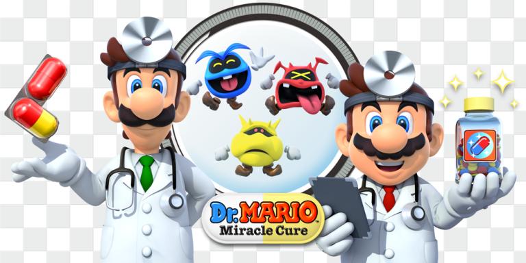 De nouvelles informations pour Dr. Mario Miracle Cure