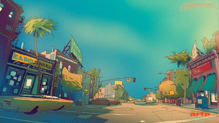 Un nouveau jeu produit par Arte ?