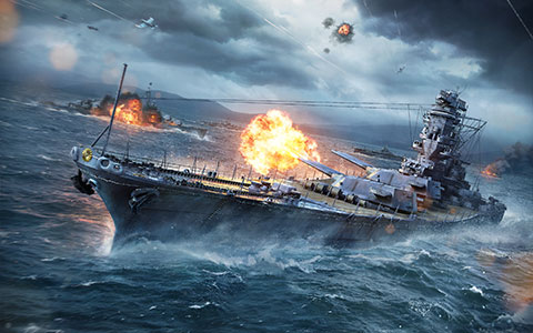 World of Warships annonce sa bêta ouverte !