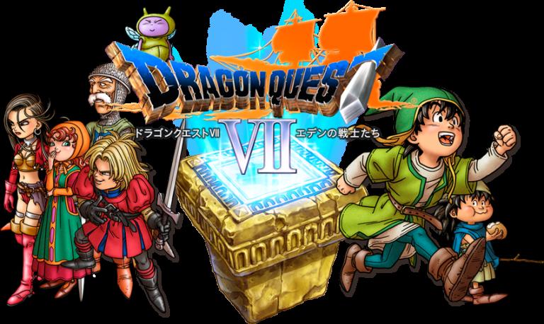 Vers un portage de Dragon Quest VII en Occident ?