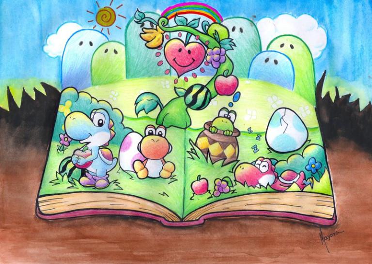 L'histoire de la série Yoshi en vidéo