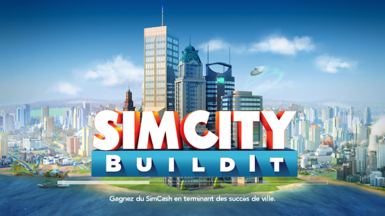 test du jeu simcity buildit. Black Bedroom Furniture Sets. Home Design Ideas