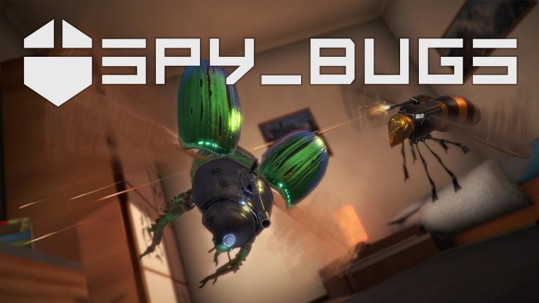 Spy Bugs : Un jeu de tir indépendant avec des insectes