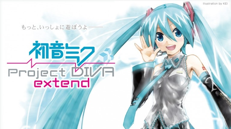 Project Diva Extend (Import)