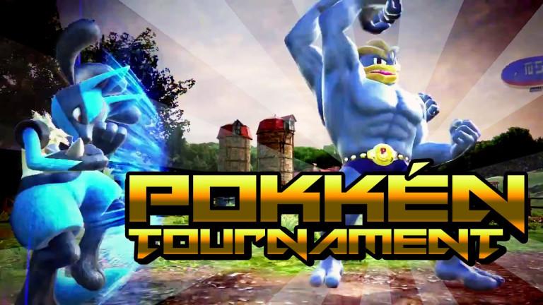 Un livestream pour Pokkén Tournament