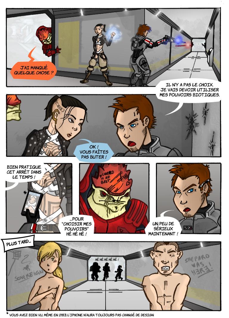 Mass Effect la trilogie - Planche #6